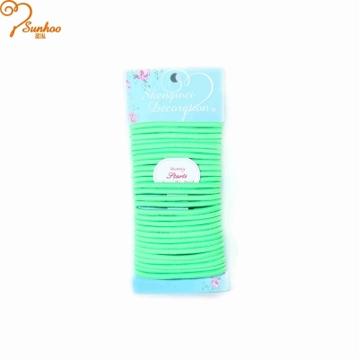 Top quality elastic hair ties H-0023
